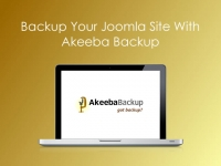 Akeeba backup - come fare il backup di un sito joomla!