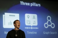 Facebook sfida Google e lancia Graph Search