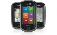 Mio Cyclo - un gps outdoor ideale per Mountain Bike
